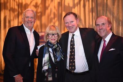 Jack & Karen Davies, Donald Graham, Pat Butler. DC CAPital Stars Tallent Competition. February 28, 2018. Amanda Warden.