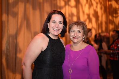 Shelia Francis, Julie Rosenthal. DC CAPital Stars Tallent Competition. February 28, 2018. Amanda Warden.