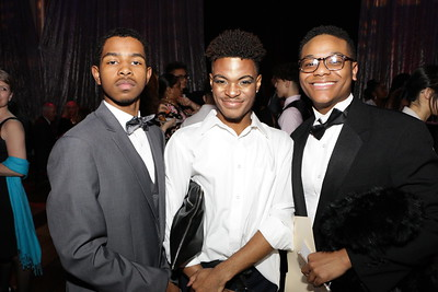Jeremiah Flack, Keanu N. Williams, Kyree Allen.  DC CAPital Tallent Competition. February 28, 2018. Amanda Warden.