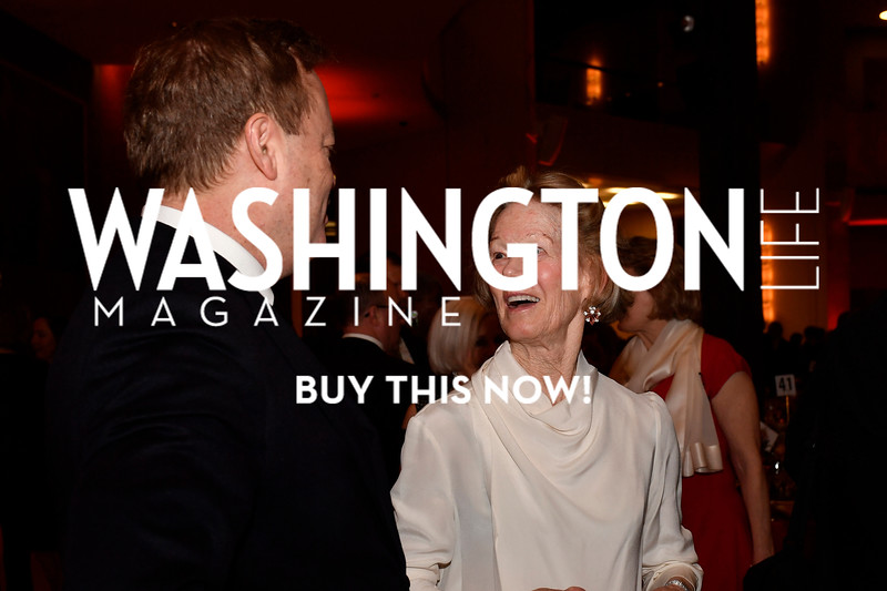 WASHINGTON, DC - FEBRUARY 9:  Eve Lilley attends the D'Vine Affair at the Embassy of Italy on February 9, 2018 in Washington, DC.  (Photo by Larry French/Washington Life Magazine)
