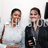 """Julie Green, Rania Batrice. Photo by Tony Powell. Donna Brazile """"Hack's"""" Book Party. WNDC"""