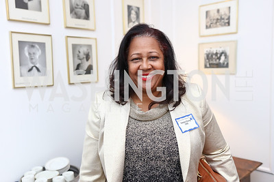 """Natalie Chung. Photo by Tony Powell. Donna Brazile """"Hack's"""" Book Party. WNDC"""