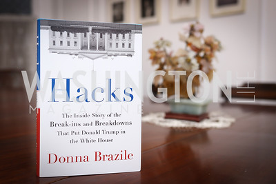 """Donna Brazile """"Hack's"""" Book Party 