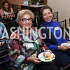 "Donna Potts, Charlotte Holloman. Photo by Tony Powell. Donna Brazile ""Hack's"" Book Party. WNDC"