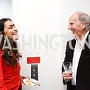 """Veena Trehan, Bill Currier. Photo by Tony Powell. Donna Brazile """"Hack's"""" Book Party. WNDC"""