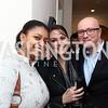 "Julie Green, Rania Batrice, Adam Parkhomenko. Photo by Tony Powell. Donna Brazile ""Hack's"" Book Party. WNDC"