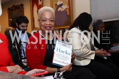 "Dr. E. Gail Anderson Holness. Photo by Tony Powell. Donna Brazile ""Hack's"" Book Party. WNDC"