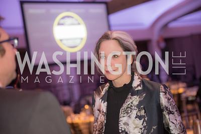 Heather Podesta,  Jeff Bezos Speaks, at Economic Club of Washington, DC 32nd Milestone Celebration, on The David Rubenstein Show.  September 13, 2018, photo by Ben Droz.