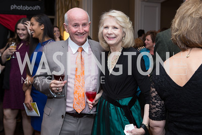 James Cribbin, Julie Thomas - Fearless Women Awards Ritz Carlton Tysons Corner January 21, 2018 Photo by Naku Mayo