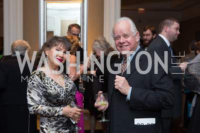Jean Nuzzi, John Curd - Fearless Women Awards Ritz Carlton Tysons Corner January 21, 2018 Photo by Naku Mayo