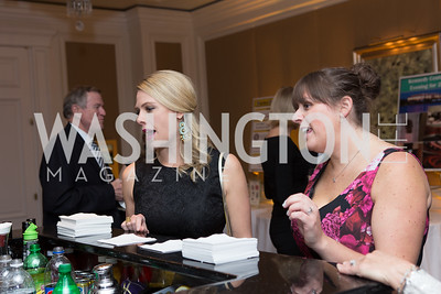 Diana Cirone, Katelyn Anderson, Fearless Women Awards Ritz Carlton Tysons Corner January 21, 2018 Photo by Naku Mayo