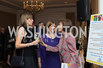 Deborah Pine, Marcia Lund, Patty Perkins Andringa - Fearless Women Awards Ritz Carlton Tysons Corner January 21, 2018 Photo by Naku Mayo