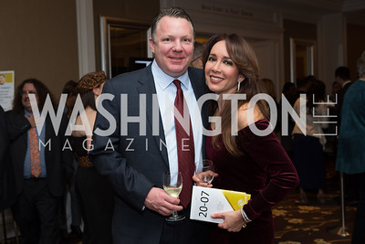 Emory Linder, Monica Costinett - Fearless Women Awards Ritz Carlton Tysons Corner January 21, 2018 Photo by Naku Mayo