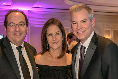 (r to l)  Michael C. Sachtleben is president of MedStar Georgetown University Hospital  Emily Kishter (check spelling)   Neil Kishter