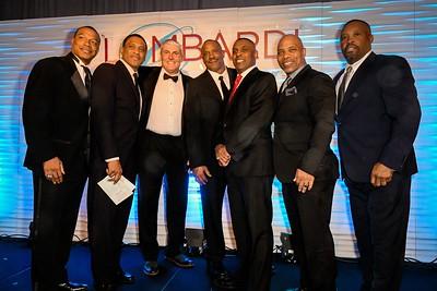 John Booty, Andre Collins, Mark Rypien, Ravin Caldwell, Gary Clark, Ricky Evans, Ricky Sanders