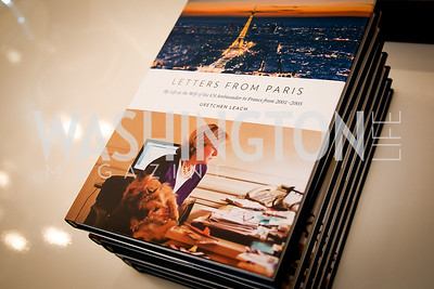 "Gretchen Leach ""Letters from Paris"" Book Party 