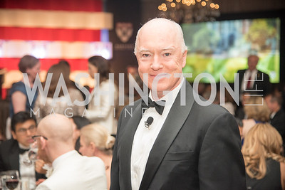 David Bradley,  Harvard Business School, Leadership Gala, DC, The Four Seasons, June 13, 2018.  Photo by Ben Droz.