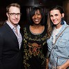 Bo Ogorn, Gwen Jackson and Kelli Kedi Ogborn attend the Hill Impact event at the Hamilton on January 11, 2018.<br /> <br /> Photography by Joy Asico