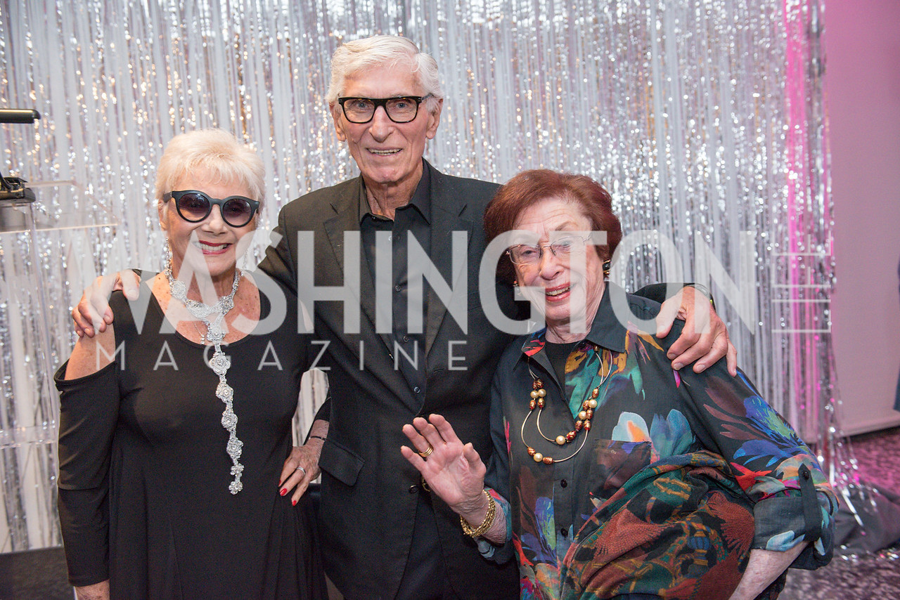 Hirshhorn Spring Gala, Jeff Koons and Jennifer Rubell, May 12, 2018, photo by Ben Droz.