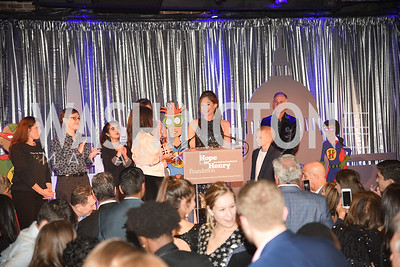 Hope for Henry, 15th Anniversary Extravaganza, ' Sparkles and Sneakers', City Winery in Ivy City. October 20, 2018, photo by Ben Droz.
