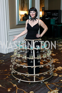 Lisa Burnham. Photo by Tony Powell. Inaugural Spinal Research Foundation Gala. Ritz Tysons. November 3, 2018