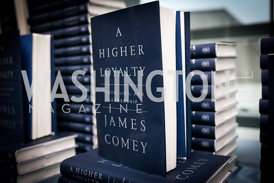 James Comey Book Party | Tony Powell