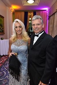 Susan & Mike Hubert. September 15, 2018. Joan Hisaoka Make A Difference Gala VIP Cocktail Hour. Photo by Gevar Bonham