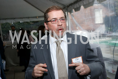 "Grover Norquist. Photo by Tony Powell. ""Microtrends Squared"" Book Party. March 20, 2018"