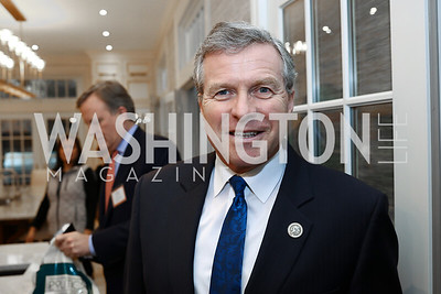 "Rep. Charlie Dent. Photo by Tony Powell. ""Microtrends Squared"" Book Party. March 20, 2018"