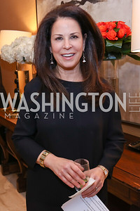 "Nancy Jacobson. Photo by Tony Powell. ""Microtrends Squared"" Book Party. March 20, 2018"