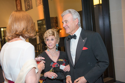 Meridian Ball Dinner Hosted by German Ambassador