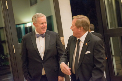 50th Annual Meridian Ball, Dinner Hosted by The German Ambassador Emily Haber, October 12, 2018. Photo by Ben Droz.