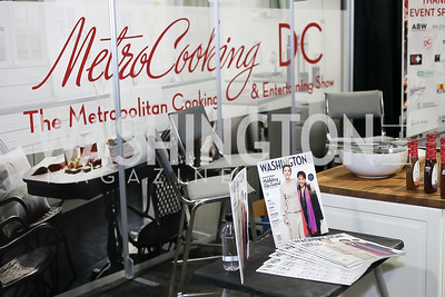 Photo by Tony Powell. Metro Cooking DC. Bethenny Frankel. Convention Center. December 2, 2018
