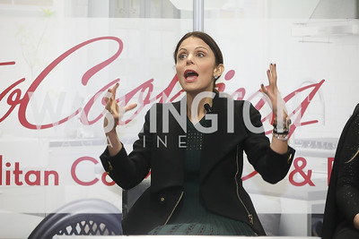 Bethenny Frankel. Photo by Tony Powell. Metro Cooking DC. Bethenny Frankel. Convention Center. December 2, 2018