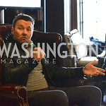 Conversation with Joel Edgerton, Joel Edgerton, MFF Oct 2018, Salamander Resort Library, photo by Nancy Milburn Kleck