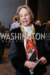 Mimi Abel Smith. Photo by Tony Powell. Music Got Me Here Screening. Kennedy Center. January 10, 2018