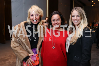 Nicole Backus, Melissa Torres, Mary Hoernig. Photo by Tony Powell. Music Got Me Here Screening. Kennedy Center. January 10, 2018