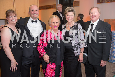 National Archives Foundation, Records of Achievement Gala, Honoring First Lady Laura Bush.  October 10, 2018.  Photo by Ben Droz.