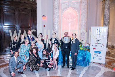 Host Committee, Iranian-American Nowruz Reception, Washington, DC, Carnegie Institute of Science, March 15, 2018.  Photo by Ben Droz.