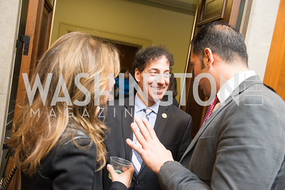 Rep. Jamie Raskin,  Capitol Hill Nowruz Reception, hosted by PAAIA, March 19, 2018, photo by Ben Droz.