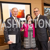 Randy Forbes, Leila Austin, Morad Ghorban, Capitol Hill Nowruz Reception, hosted by PAAIA, March 19, 2018, photo by Ben Droz.