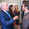 Ray Chambers, Jeff Weiner .  Photo by Alfredo Flores. Promise Night. Newseum. April 18, 2018.
