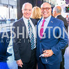 David Bradley, Michael Powell.  Photo by Alfredo Flores. Promise Night. Newseum. April 18, 2018.