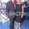 John Gomperts , Peggy Cifrino. Photo by Alfredo Flores. Promise Night. Newseum. April 18, 2018.