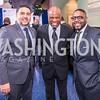 Dennis Vega, Wintley Phipps , John Harper. Photo by Alfredo Flores. Promise Night. Newseum. April 18, 2018.