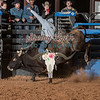 JOHNATHAN BROWN-BKBD-BULL RIDING-SA-67