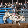 WESLEY HOWARD-BKBD-BULL RIDING-SA-65