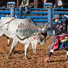 CLINT LOTT-BKBD-BULL RIDING-SA-114