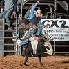 CHANCE GLOCAR-BKBD-BULL RIDING-SA-89