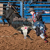 CLINT LOTT-BKBD-BULL RIDING-SA-93